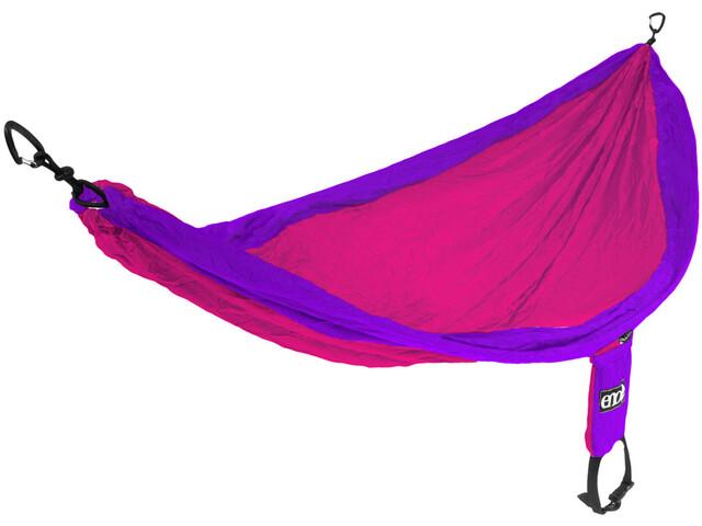 ENO Single Nest Hamaca, purple fuchsia